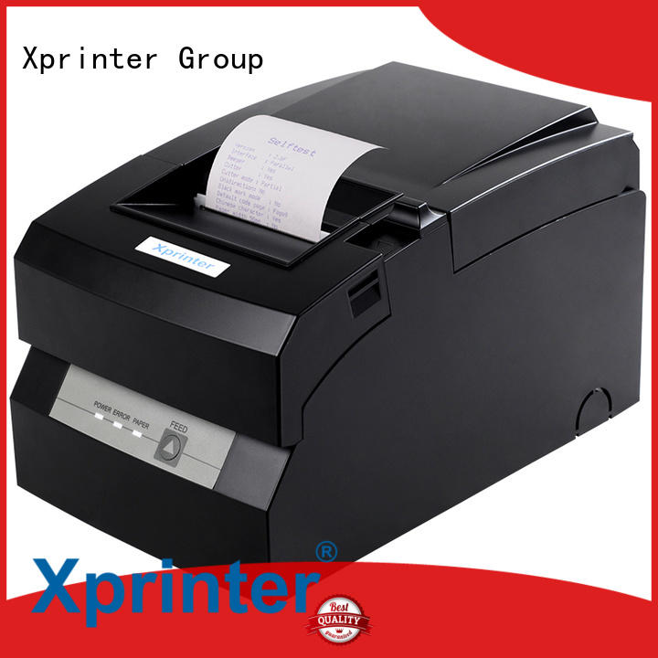 Xprinter portable usb printer supplier for industrial