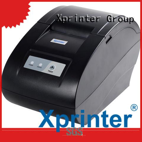 Xprinter pos 58 printer driver factory price for mall