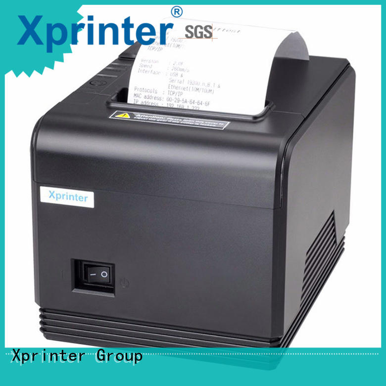 Xprinter traditional 80mm bluetooth printer for mall