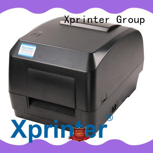 Xprinter Wifi connection barcode label printer for shop