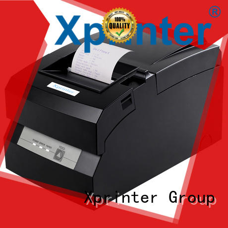 Xprinter stable portable bill printer directly sale for storage