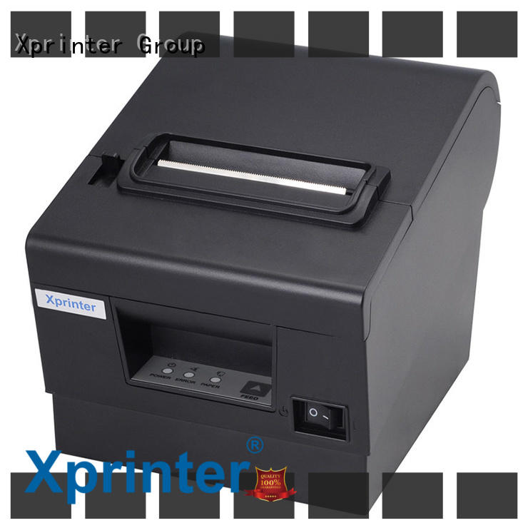 Xprinter xp58iiq square receipt printer design for shop