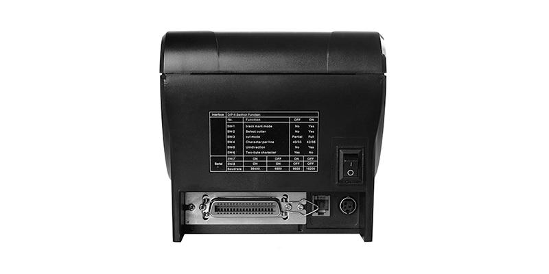 Xprinter standard remote receipt printer DC 24V for retail