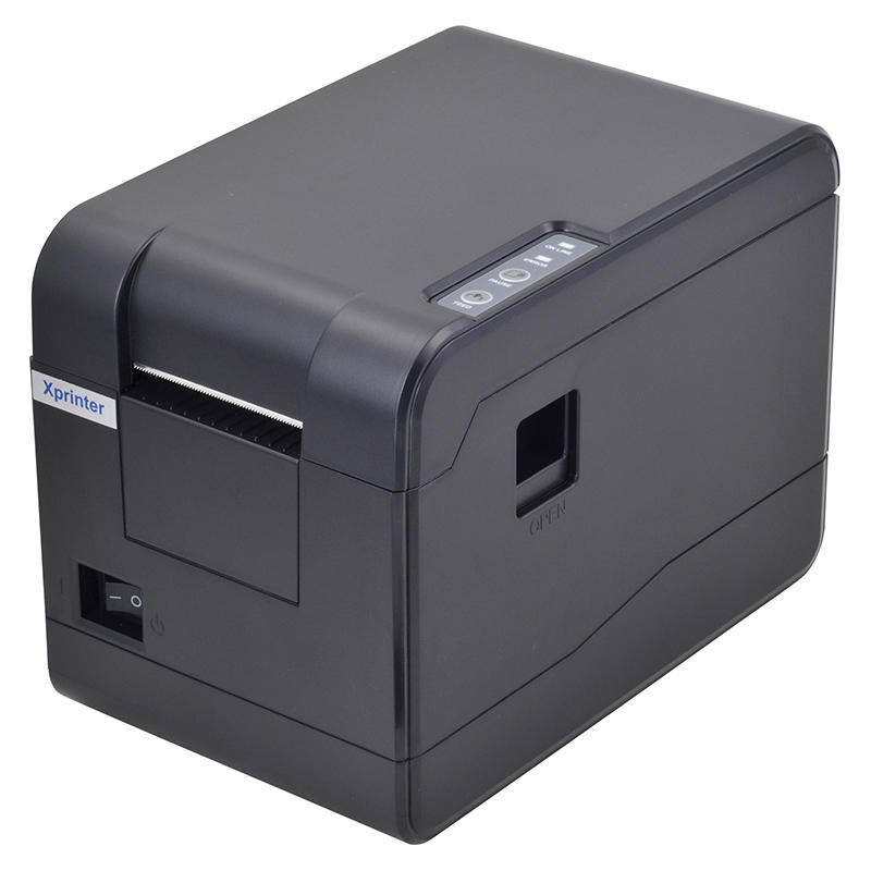 Xprinter 80mm series thermal receipt printer personalized for retail