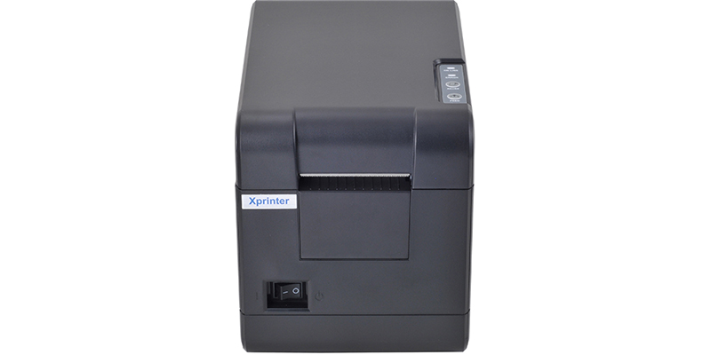 Xprinter easy to use direct thermal receipt printer supplier for shop-2