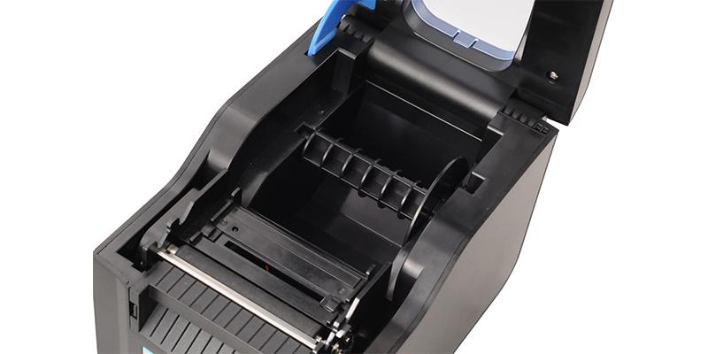 Xprinter handheld barcode label maker design for supermarket-1