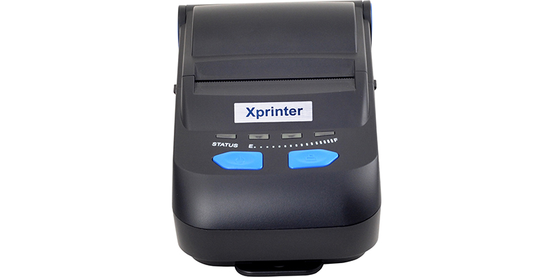 large capacity point of sale receipt printer design for store-1