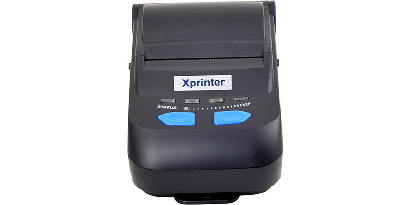 large capacity point of sale receipt printer design for store