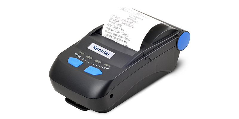 large capacity point of sale receipt printer design for store-4