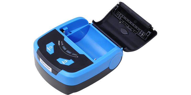Xprinter 24V retail receipt printer customized for storage