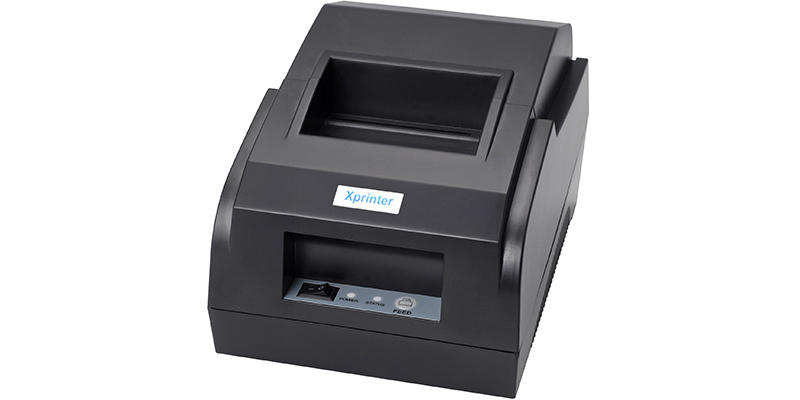 Xprinter easy to use pos printer bluetooth personalized for shop
