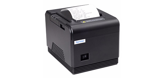 Xprinter traditional 80mm bluetooth printer for mall-1