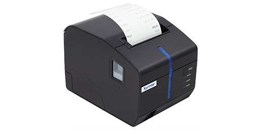 Xprinter xph400bh400e barcode receipt printer with good price for retail-1
