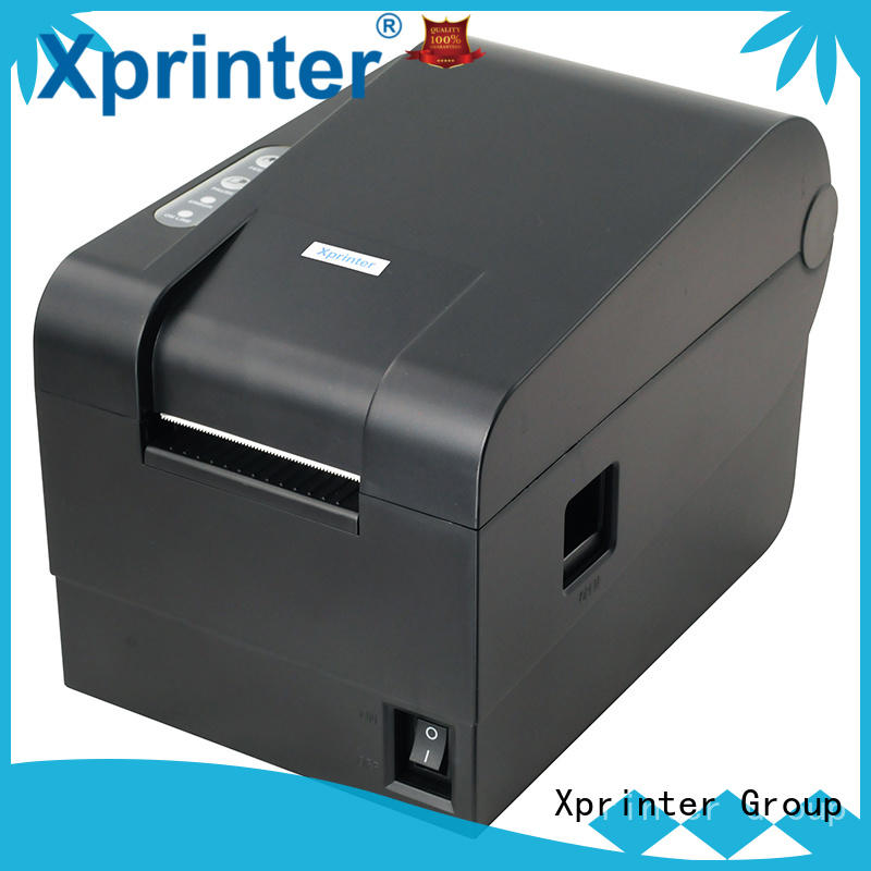 Xprinter high quality portable thermal label printer supplier for shop