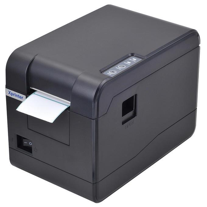 DC12V small portable printer design for retail