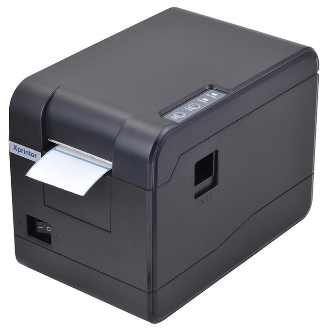 DC12V small portable printer design for retail