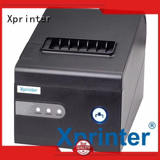 standard invoice printer xpp800 with good price for retail