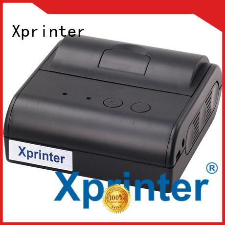 Xprinter large capacity wireless receipt printer for android factory for store