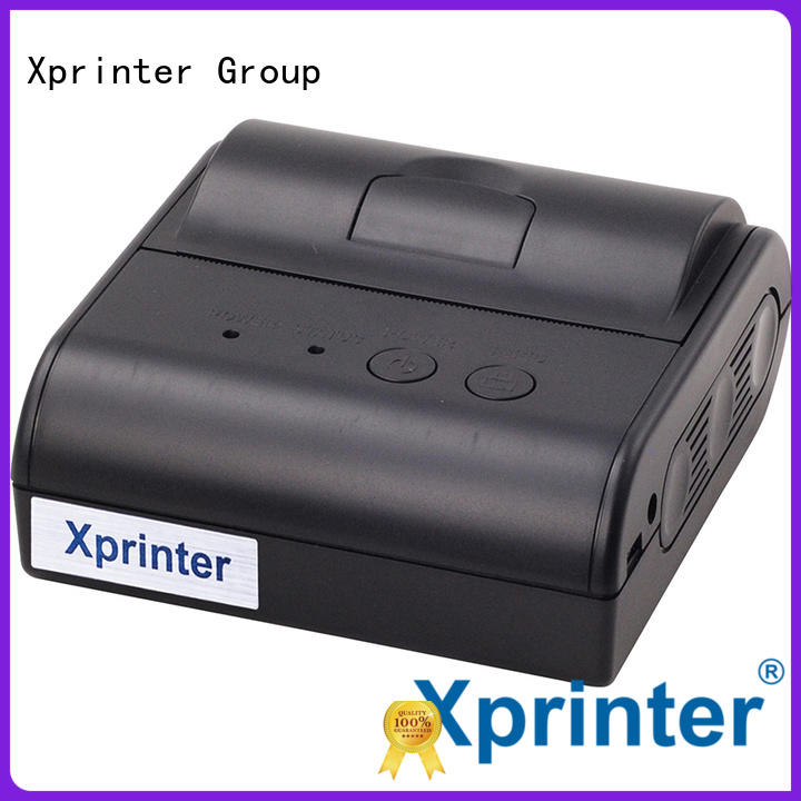 dual mode android receipt printer design for tax