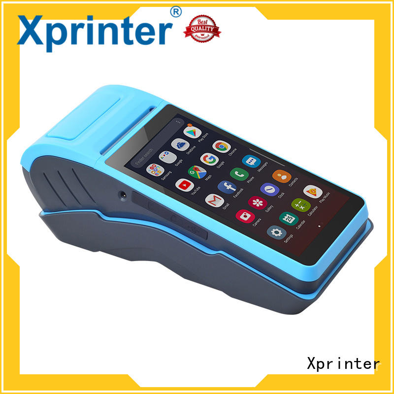 Xprinter handheld pos with printer with good price for restaurant