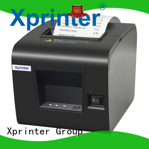 Xprinter portable receipt printer factory for store