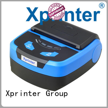 Xprinter portable bill printer factory for catering