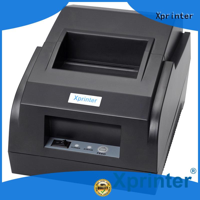 Xprinter durable pos 58 thermal printer manufacturer for shop