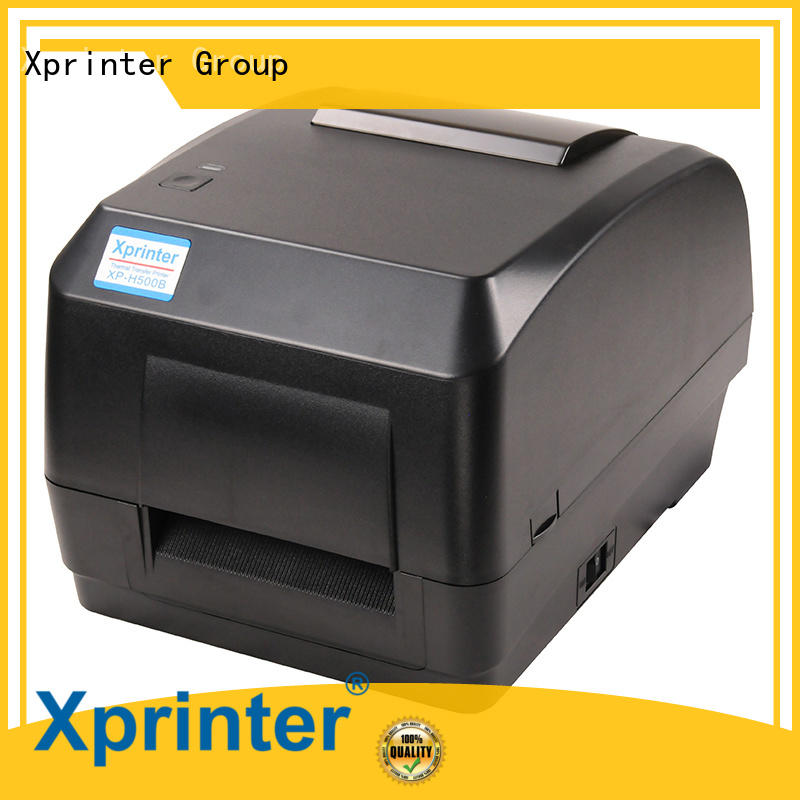 bluetooth thermal label printer factory for tax