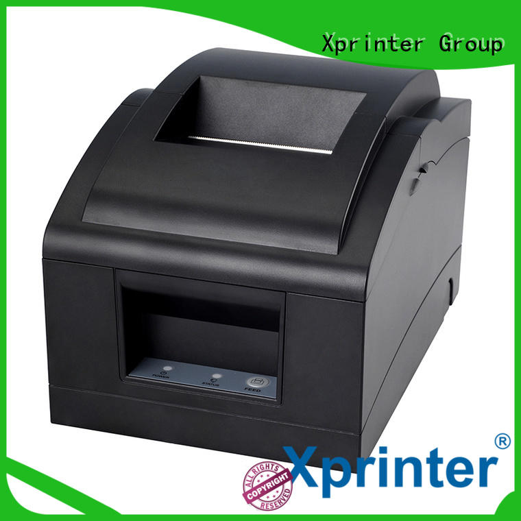 Xprinter certificated wifi pos printer for post