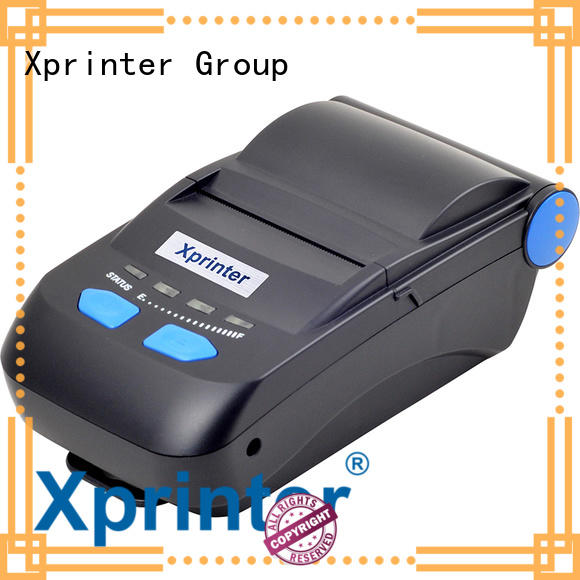 Xprinter large capacity wifi bill printer factory for tax
