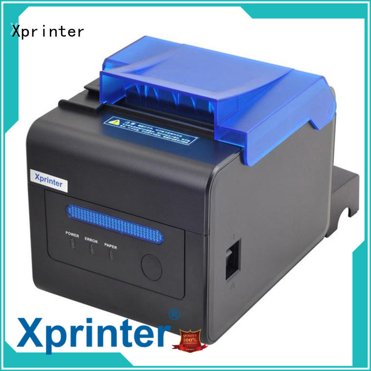 Xprinter reliable bluetooth wireless receipt printer factory for store