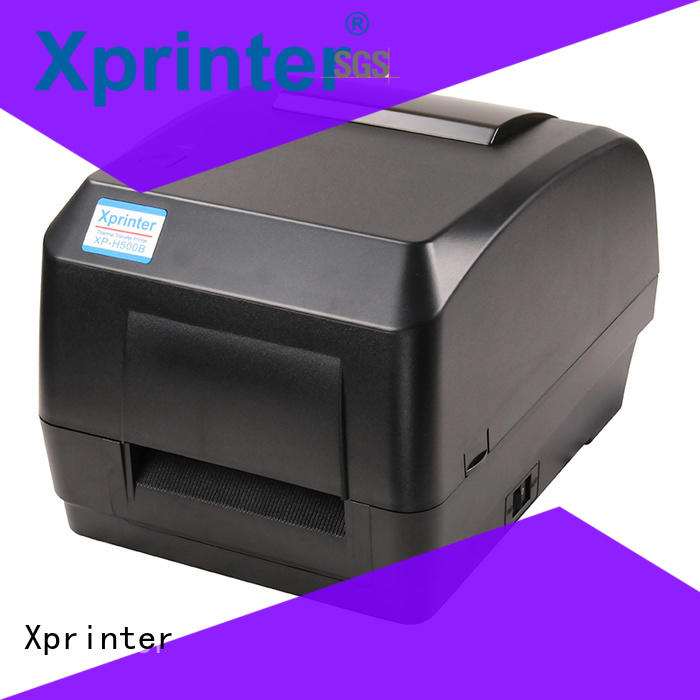 Xprinter thermal barcode label printer factory for store
