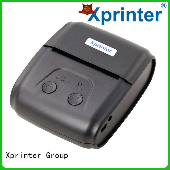 Xprinter portable bluetooth thermal receipt printer inquire now for catering