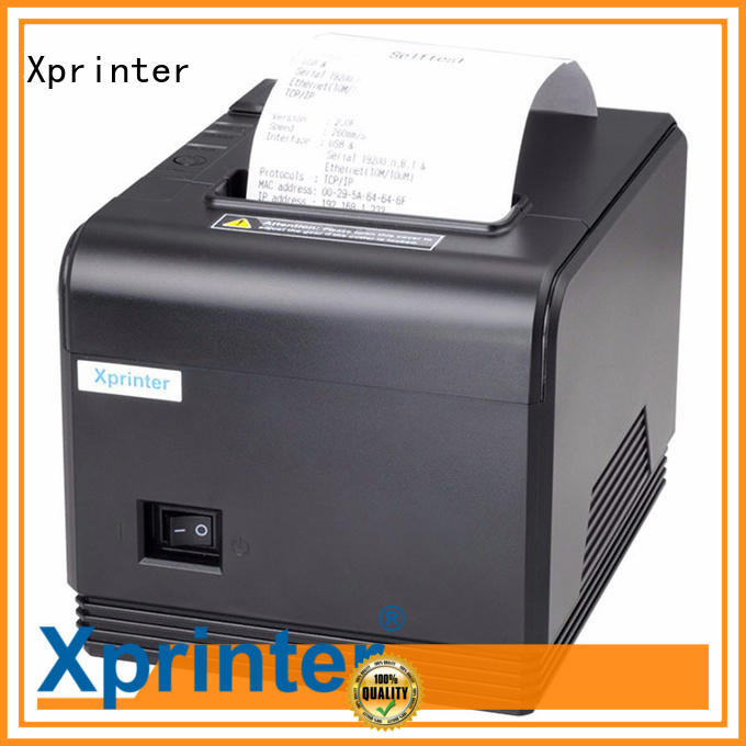 Xprinter wireless receipt printer for ipad inquire now for store