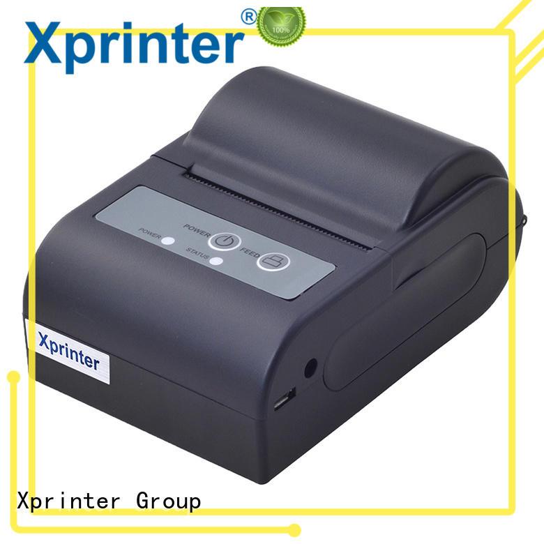 Xprinter mobile receipt printer factory for shop