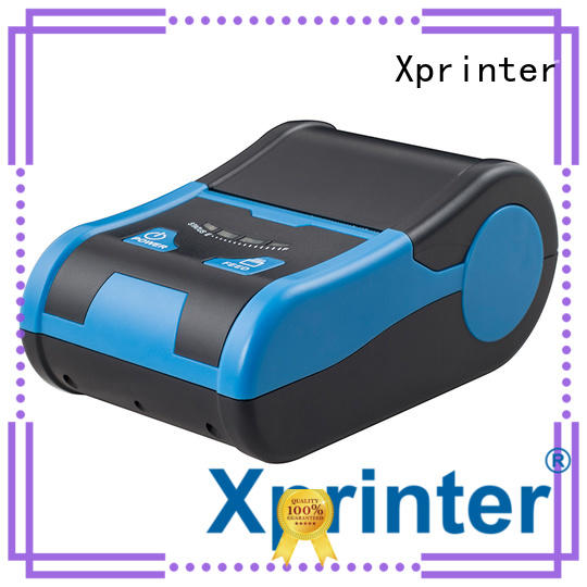 Wifi connection mobile receipt printer bluetooth factory for tax