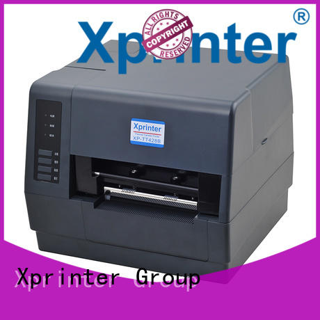 Xprinter thermal barcode label printer design for tax