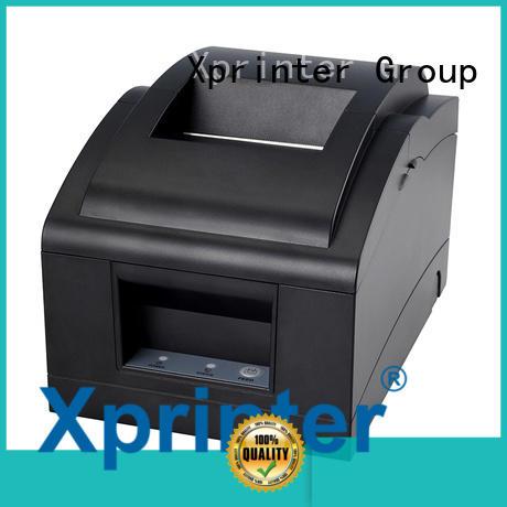Xprinter best dot matrix printer series for post