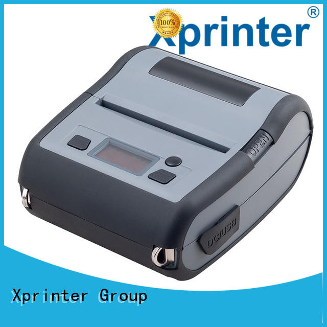 Xprinter wireless bill printer customized for store