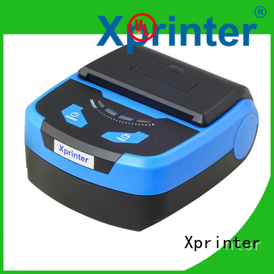 Xprinter dual mode handheld receipt printer design for tax