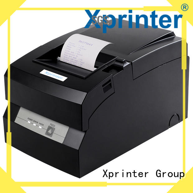 Xprinter approved wireless pos receipt printer factory price for industry