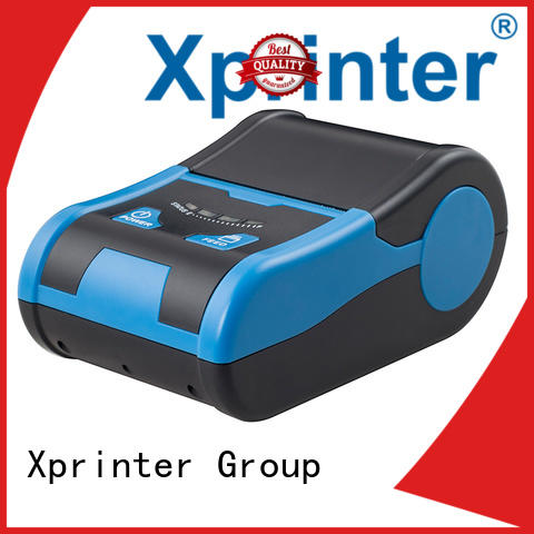 portable bluetooth thermal receipt printer with good price for tax Xprinter