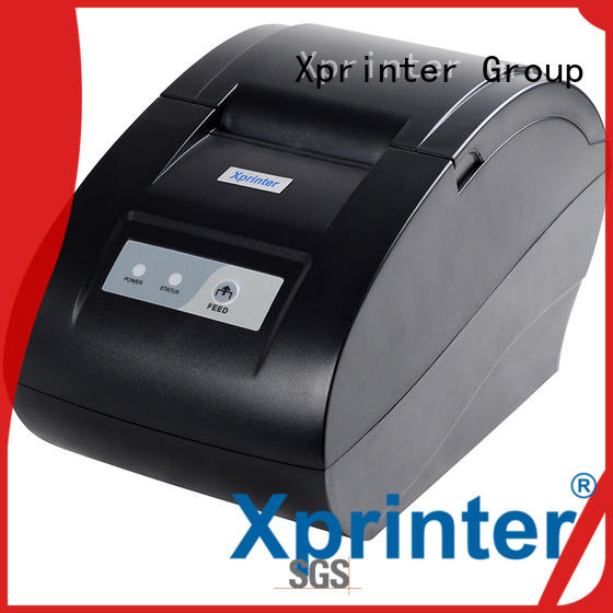 durable 58mm portable mini thermal printer supplier for mall