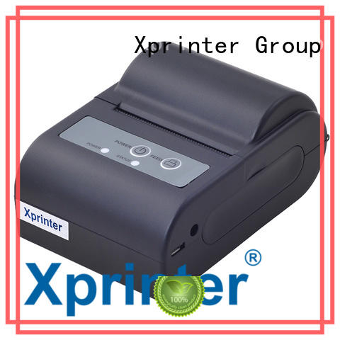 Xprinter portable bluetooth thermal receipt printer with good price for shop