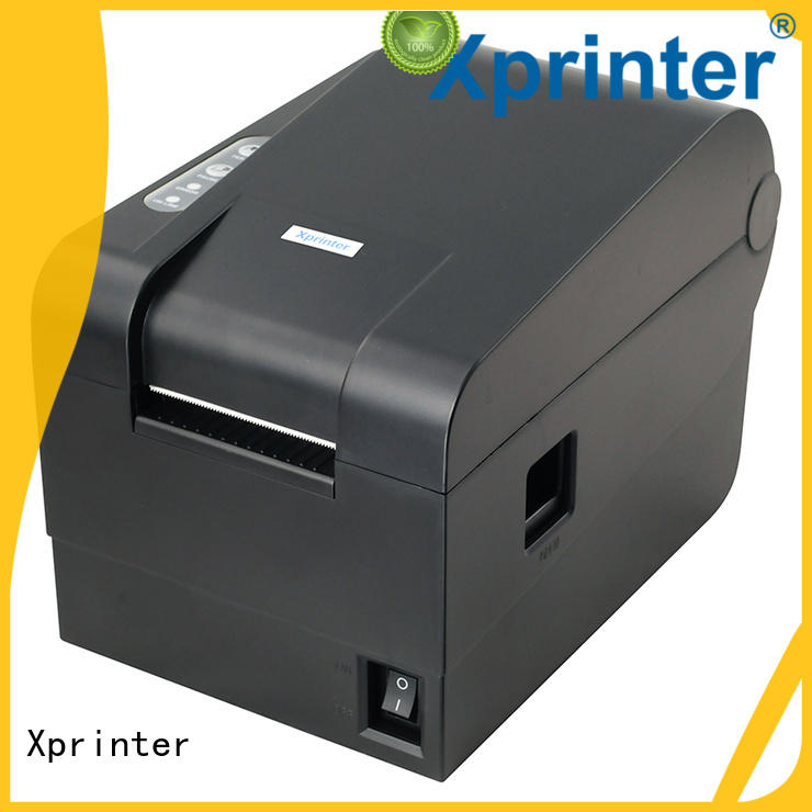 Xprinter professional portable barcode printer wholesale for store