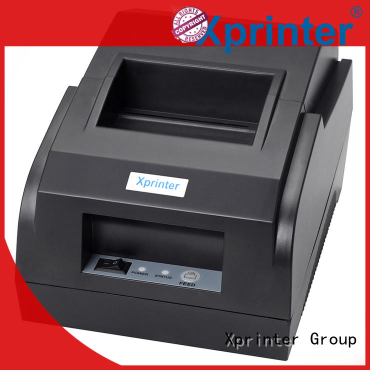 Xprinter hot selling 80mm bluetooth printer series for catering