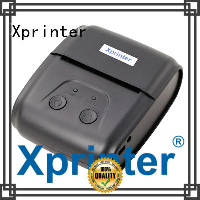 Xprinter large capacity portable bluetooth receipt printer with good price for store