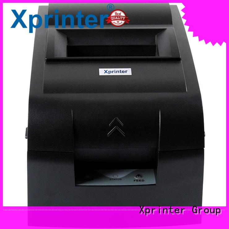 Xprinter mini dot matrix printer series for storage