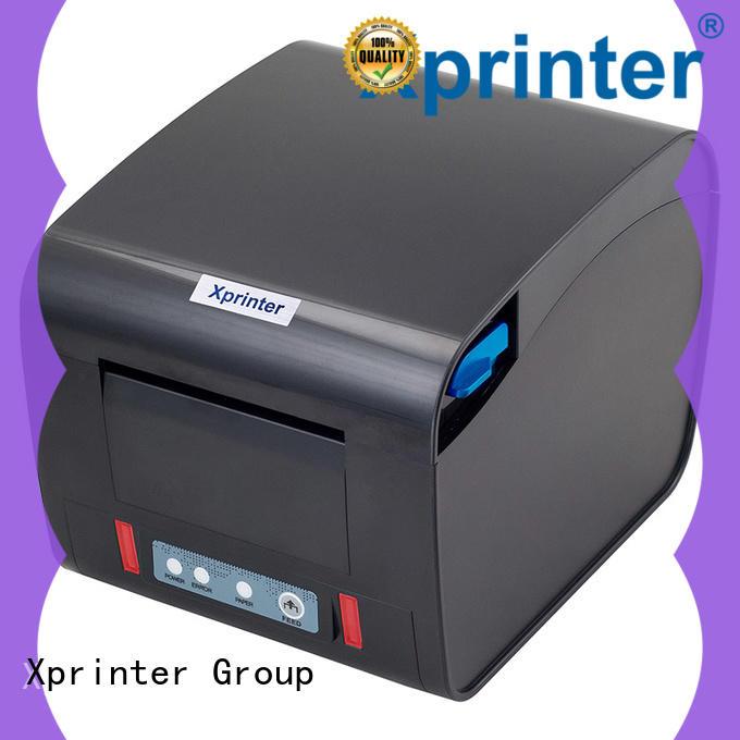 Xprinter multilingual wifi receipt printer design for retail