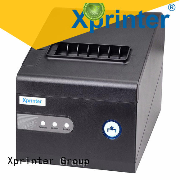 certificated thermal printer 80 xp7645iii manufacturer for supermarket